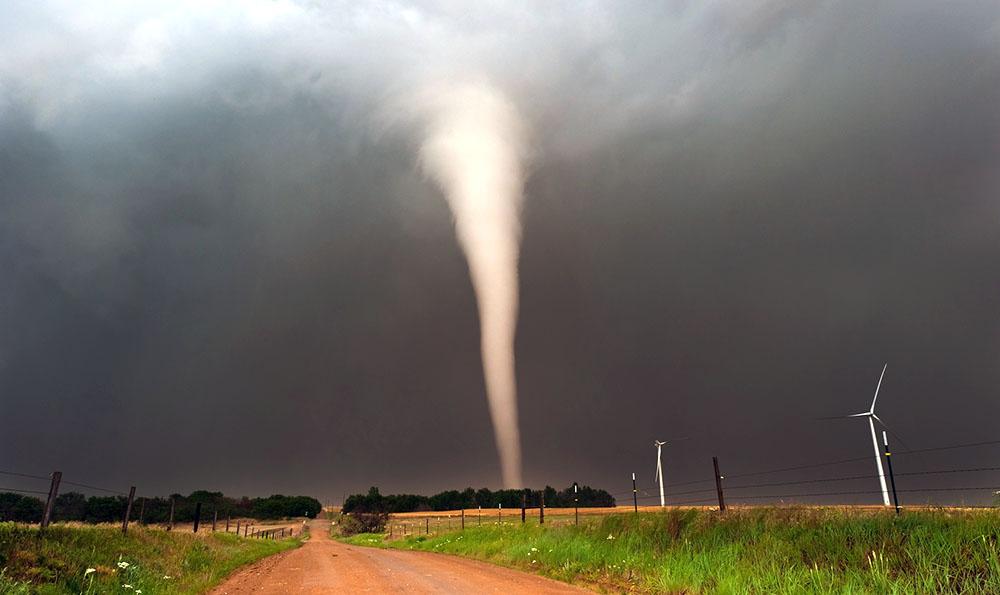 Nashville, TN: Tennessee Tornado