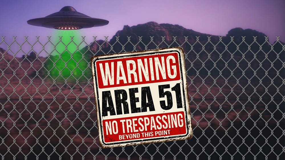 The 'Storm Area 51' Viral Event in Nevada