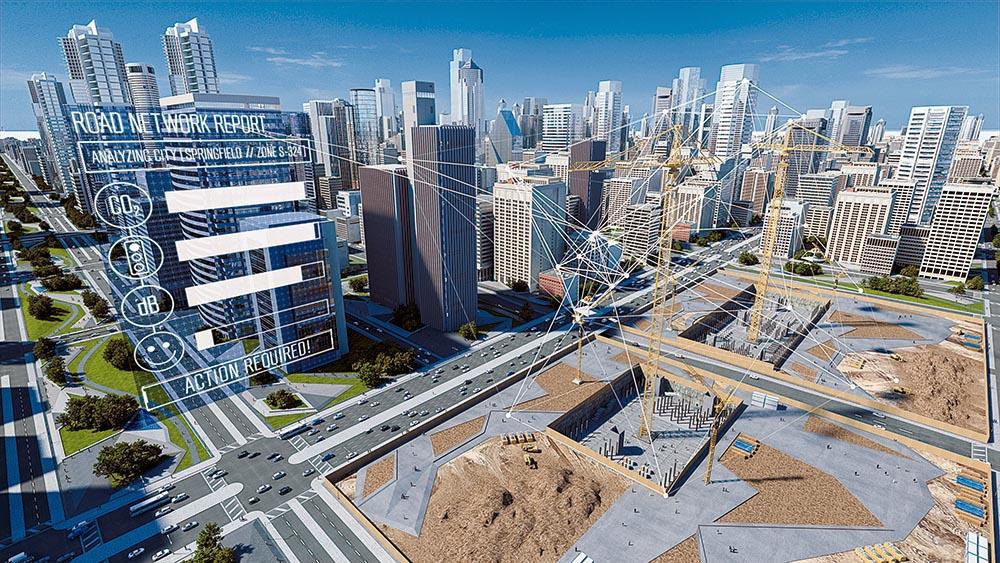 От BIM к CIM-технологии моделирования городов